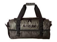 Incase Tracto Split Duffel 40 Anthracite Duffel Bags Pewter