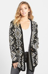 Element 'Randy' Cardigan Black