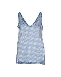 Maliparmi Topwear Tops Women Blue