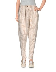 Jijil Trousers Casual Trousers Women Beige