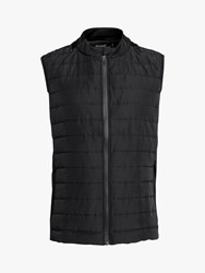 Bjorn Borg Alexi Quilted Gilet Black Beauty