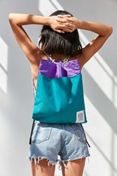 Topo Designs Rope Pack Tote Bag Turquoise