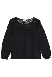 Claudie Pierlot Long Sleeved Black