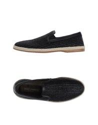 Dolce And Gabbana Footwear Espadrilles Men Black