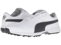 Puma Ignite Drive White Black Drizzle Men's Golf Shoes