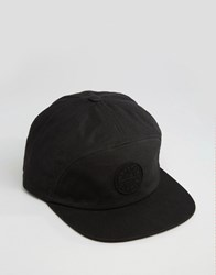 Brixton Cap Oath 7 Panel Black