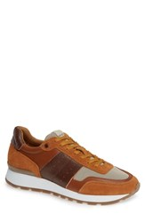 Selected Homme Frank Mix Sneaker Glazed Ginger