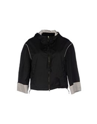 Schumacher Jackets Black