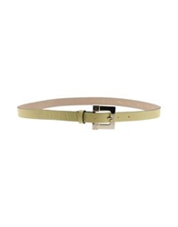 Coccinelle Belts Light Grey