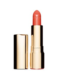 Clarins Joli Rouge Moisturizing And Long Wearing Lipstick Papaya