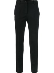 Dolce And Gabbana Classic Slim Fit Trousers Black