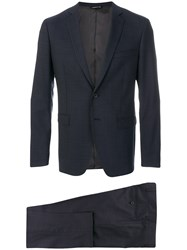 Tonello Formal Suit Blue