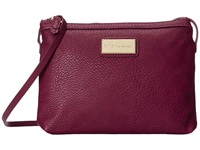 Bcbgeneration The Zoey Crossbody Dark Rust Cross Body Handbags Red