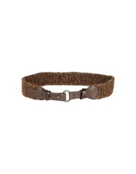 Napapijri Belts Dark Brown