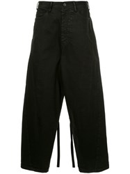 Julius Loose Fit Jeans Black