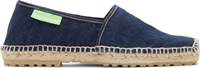 Dsquared Blue Denim Classic Espadrilles