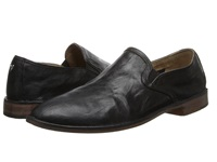 Trask Ali Black Italian Washed Sheepskin Women's Shoes
