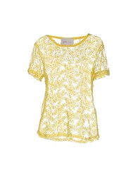 Gold Case T Shirts Yellow