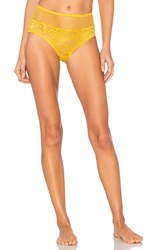 Lonely Lena Brief Yellow