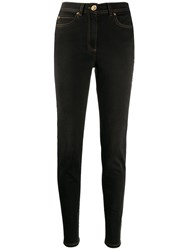 Versace High Rise Skinny Jeans 60
