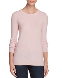 Bloomingdale's C By Cashmere Crewneck Sweater 100 Exclusive Ballet Slipper
