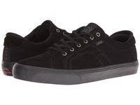 Lakai Flaco Black Black Suede Men's Skate Shoes