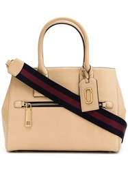 Marc Jacobs Gotham East West Tote Bag Nude Neutrals