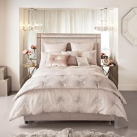 Kylie Minogue At Home Vanetti Duvet Cover Blush Pink