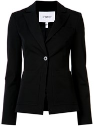Derek Lam 10 Crosby Patch Pocket Blazer Green