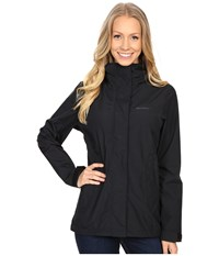 Merrell Trailmist Rain Jacket Black Women's Coat