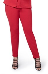 Rachel Roy Plus Size Women's Stretch Skinny Pants