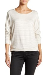 Obey Riley Long Sleeve Tee White