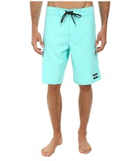 Billabong All Day 21 Boardshort Mint Men's Swimwear Green