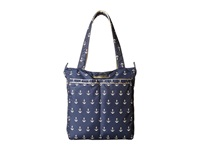 Ju Ju Be Be Light The Admiral Tote Handbags Navy