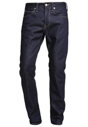 Edwin Ed 55 Relaxed Fit Jeans Unwashed Dark Blue Denim