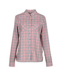 Maison Kitsune Shirts Red