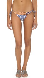 Tigerlily Hayati Loopside Miranda Bikini Bottoms Patchwork