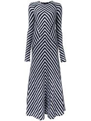 Haider Ackermann 'Briggs' Dress White