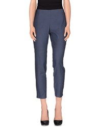 Maliparmi Trousers Casual Trousers Women Slate Blue