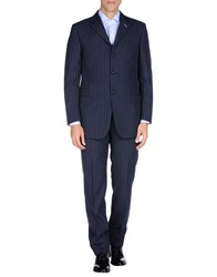 Pull Pal Zileri Suits And Jackets Suits Men Slate Blue