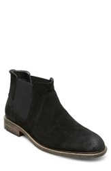 Steve Madden Tampa Chelsea Boot Black Suede