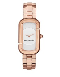 Marc Jacobs Stainless Steel Bracelet Watch Rose Gold