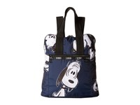 Le Sport Sac Everyday Backpack Snoopy Fun Backpack Bags Blue