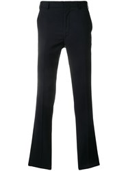 A Kind Of Guise Classic Tailored Trousers Blue