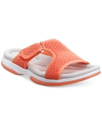 Easy Street Shoes Easy Street Garbo Sandals Women's Shoes Coral