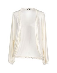 Amy Gee Cardigans Ivory