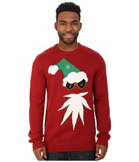 Volcom Xmas 2 Sweater Deep Red Men's Sweater