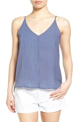 Junior Women's Bp. Stripe Woven Camisole