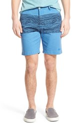 Men's Sol Angeles 'Freemont' Print Chino Shorts