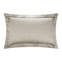 Olivier Desforges Baptiste Pearl Pillowcase Grey